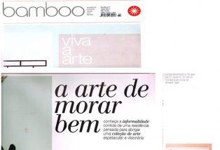 VALENÇA, Jurandy. Revista Bamboo N.02
