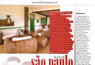 Revista Vogue Brasil, São Paulo