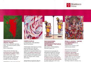 MORESCHI, Bruno. Corpo Duplo, Agenda, Revista Bravo!