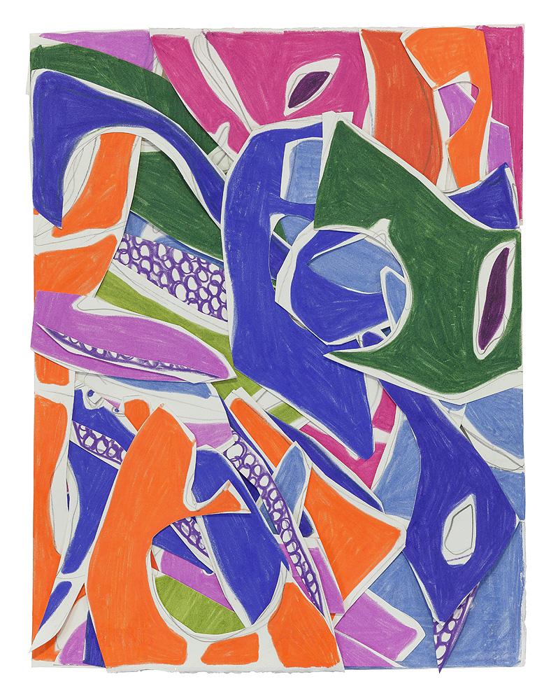Marcia de Moraes, Technicolor 1, 2016