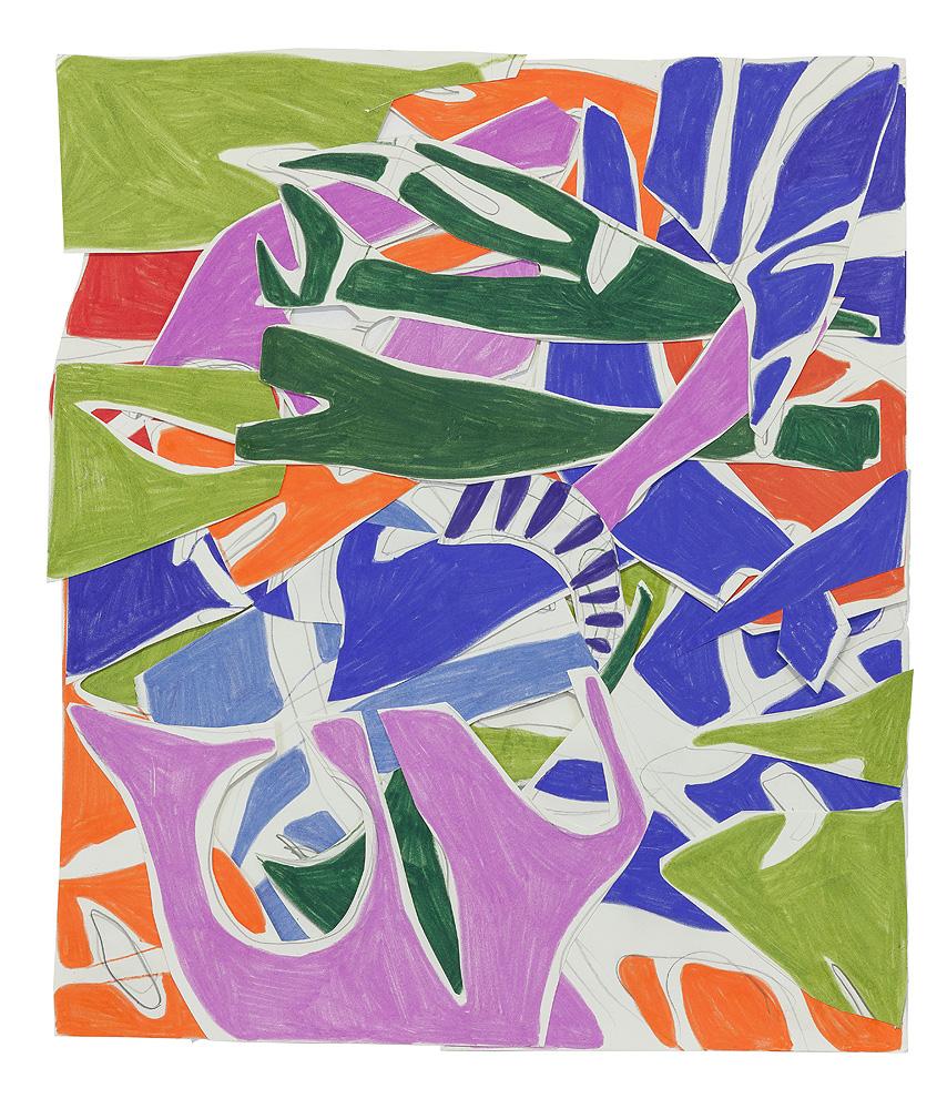 Marcia de Moraes, Technicolor 2, 2016