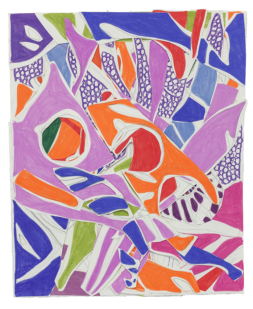 Marcia de Moraes, Technicolor 3, 2016